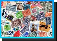 50 timbres différents FINLANDE